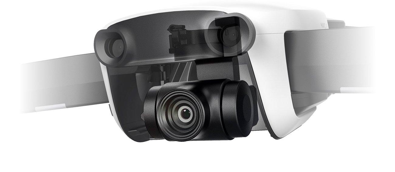 Защита камеры черная к дрону mavic держатель телефона android (андроид) mavik своими силами