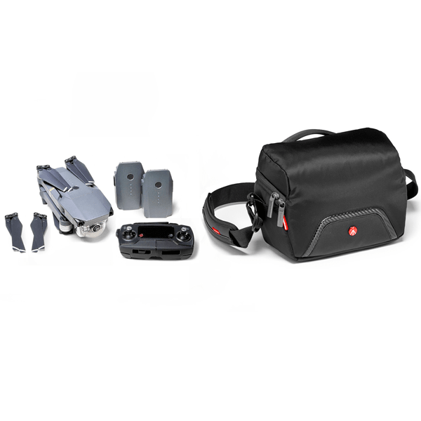 DJI Manfrotto MA-SB-C1 Сумка для фотоаппарата/Mavic Advanced Compact Shoulder Bag 1