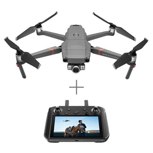 DJI Квадрокоптер DJI Mavic 2 Enterprise (ZOOM) with Smart Controller