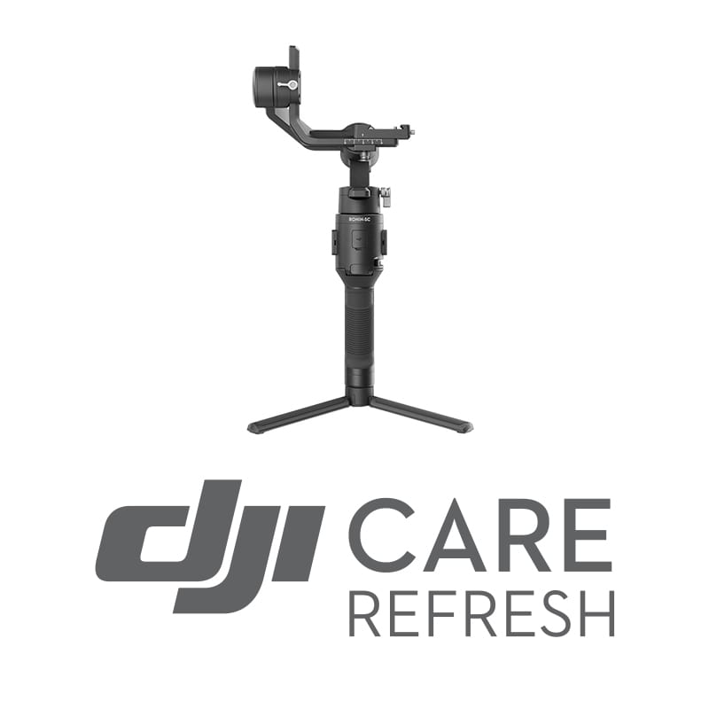 Пакет обслуживания DJI Care Refresh (Ronin-SC)