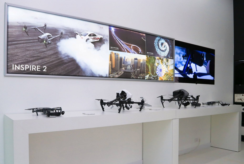 DJI Authorized Retail Store Moscow
