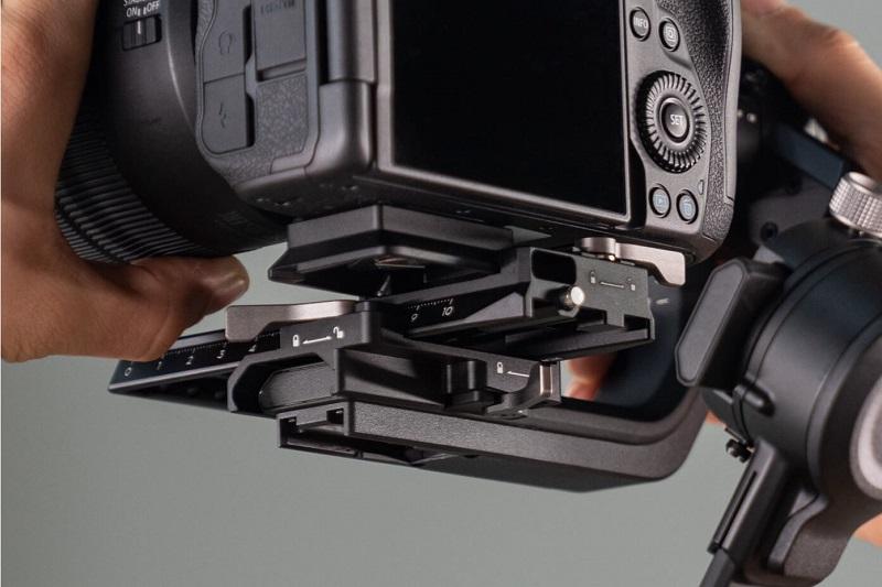 Двухслойная монтажная пластина камеры (Manfrotto + Arca)