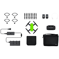 DJI Квадрокоптер (зеленый) DJI SPARK Fly More Combo (EU) Meadow Green
