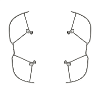 DJI Защита пропеллера DJI Mavic 2 Propeller Guard (Part14)