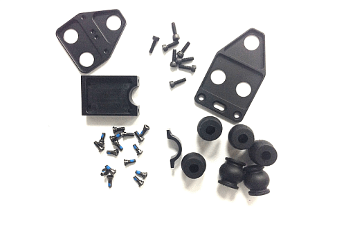DJI DJI Крепление демпферов Zenmuse Z15-5D (Z15 Damper Mounting Parts-5D) (Part31)