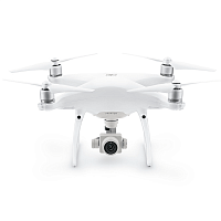 DJI Квадрокоптер DJI Phantom 4 Advanced+  (PLUS) с монитором