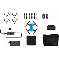 DJI Квадрокоптер (синий) DJI SPARK Fly More Combo (EU) Sky Blue